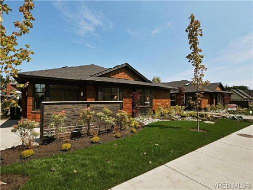 Main Photo: 3 2340 Oakville Ave in VICTORIA: Si Sidney South-East Row/Townhouse for sale (Sidney)  : MLS®# 711211