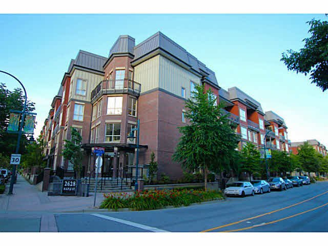 "Main Photo: 409 2628 MAPLE Street in Port Coquitlam: Central Pt Coquitlam Condo for sale in ""VILLAGIO"" : MLS®# V1142798"