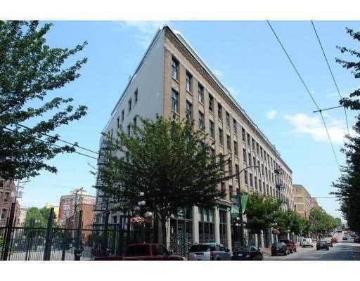 Main Photo: 505 55 E CORDOVA Street in Vancouver: Downtown VE Condo for sale (Vancouver East)  : MLS®# R2014510