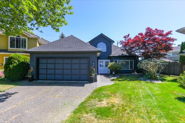 Main Photo: 4648 KENSINGTON Place in Delta: Holly House for sale (Ladner)  : MLS®# R2067512