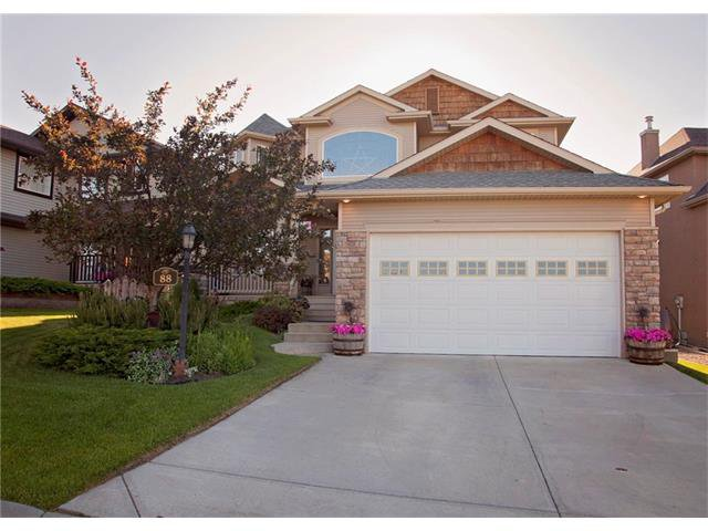 Main Photo: 88 SHEEP RIVER Heights: Okotoks House for sale : MLS®# C4068601
