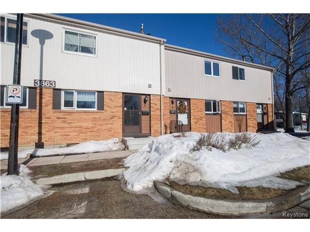 Main Photo: 3863 Ness Avenue in Winnipeg: Crestview Condominium for sale (5H)  : MLS®# 1703231