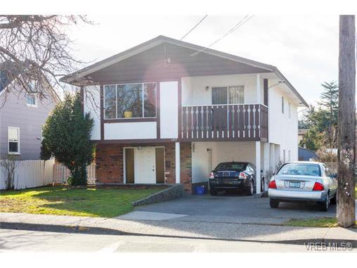 Main Photo: 1517 Bay Street in VICTORIA: Vi Fernwood Single Family Detached for sale (Victoria)  : MLS®# 374421