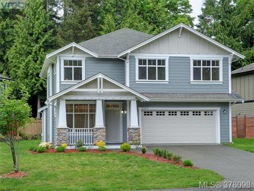 Main Photo: 2353 DeMamiel Dr in SOOKE: Sk Sunriver Single Family Detached for sale (Sooke)  : MLS®# 759196