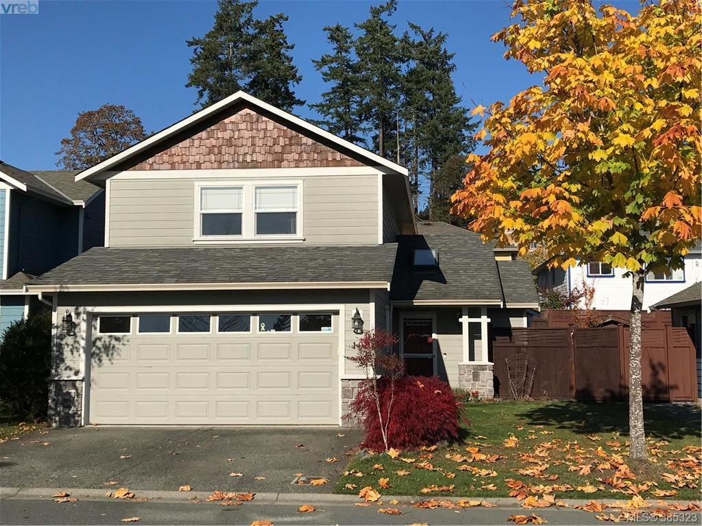 Main Photo: 10 Cahilty Lane in VICTORIA: VR Six Mile Single Family Detached for sale (View Royal)  : MLS®# 385323