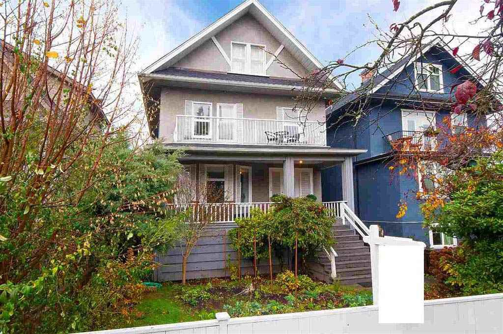 Main Photo: 1057 E 13TH Avenue in Vancouver: Mount Pleasant VE House for sale (Vancouver East)  : MLS®# R2234604