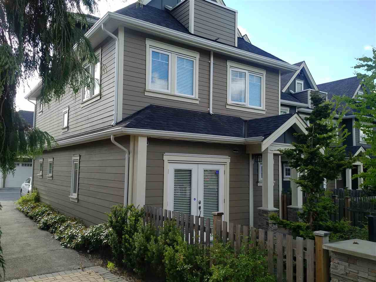 """Photo 1: Photos: 16 6331 NO 4 Road in Richmond: McLennan North Townhouse for sale in """"LIVIA"""" : MLS®# R2266717"""