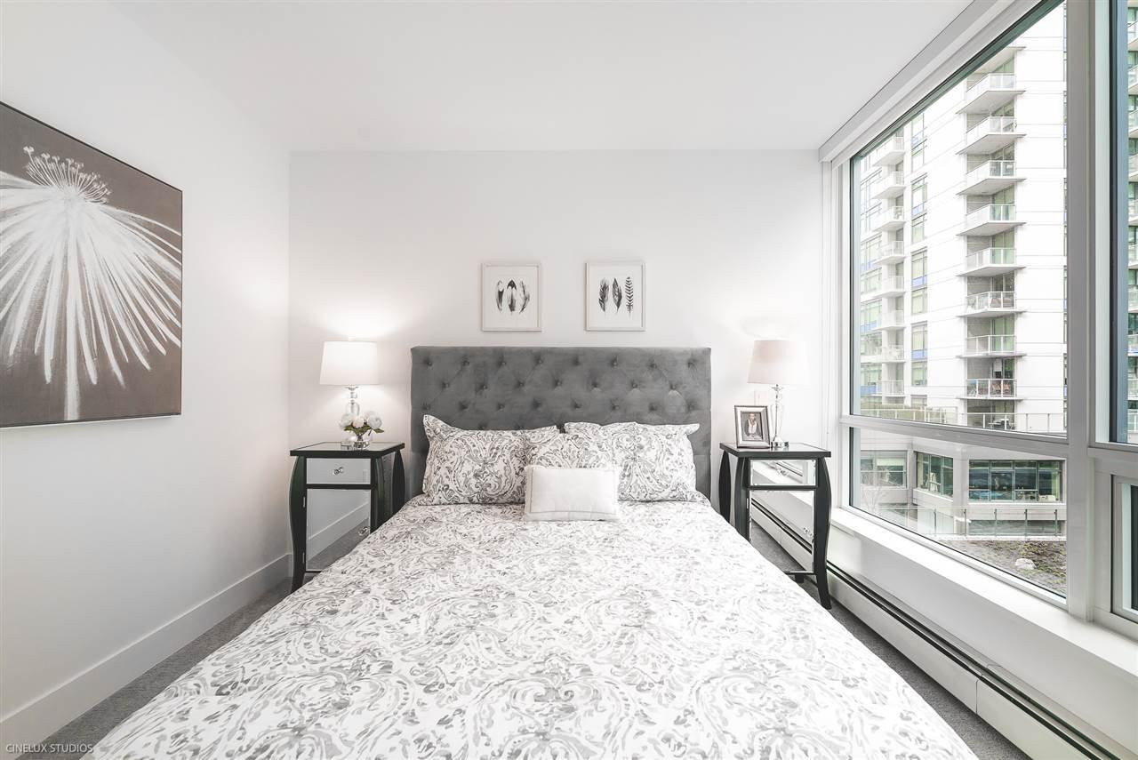 """Photo 10: Photos: 506 1788 COLUMBIA Street in Vancouver: False Creek Condo for sale in """"EPIC AT WEST"""" (Vancouver West)  : MLS®# R2267401"""