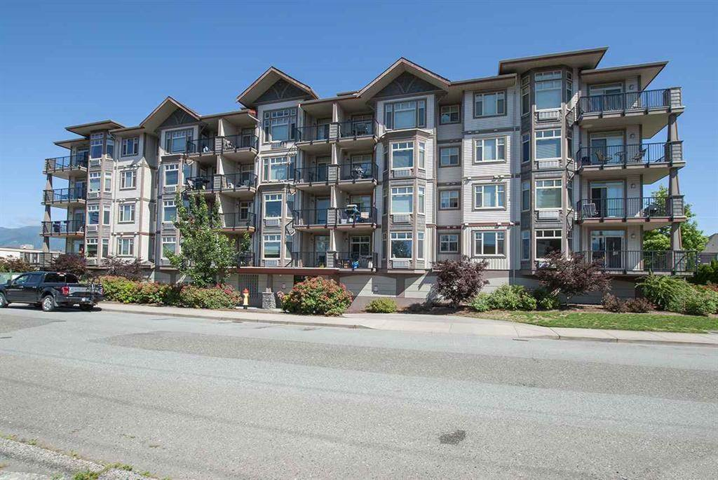 Main Photo: 410 46021 SECOND Avenue in Chilliwack: Chilliwack E Young-Yale Condo for sale : MLS®# R2296229