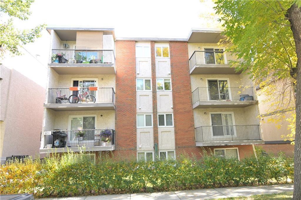 Main Photo: 403 828 4A Street NE in Calgary: Renfrew Apartment for sale : MLS®# C4205674