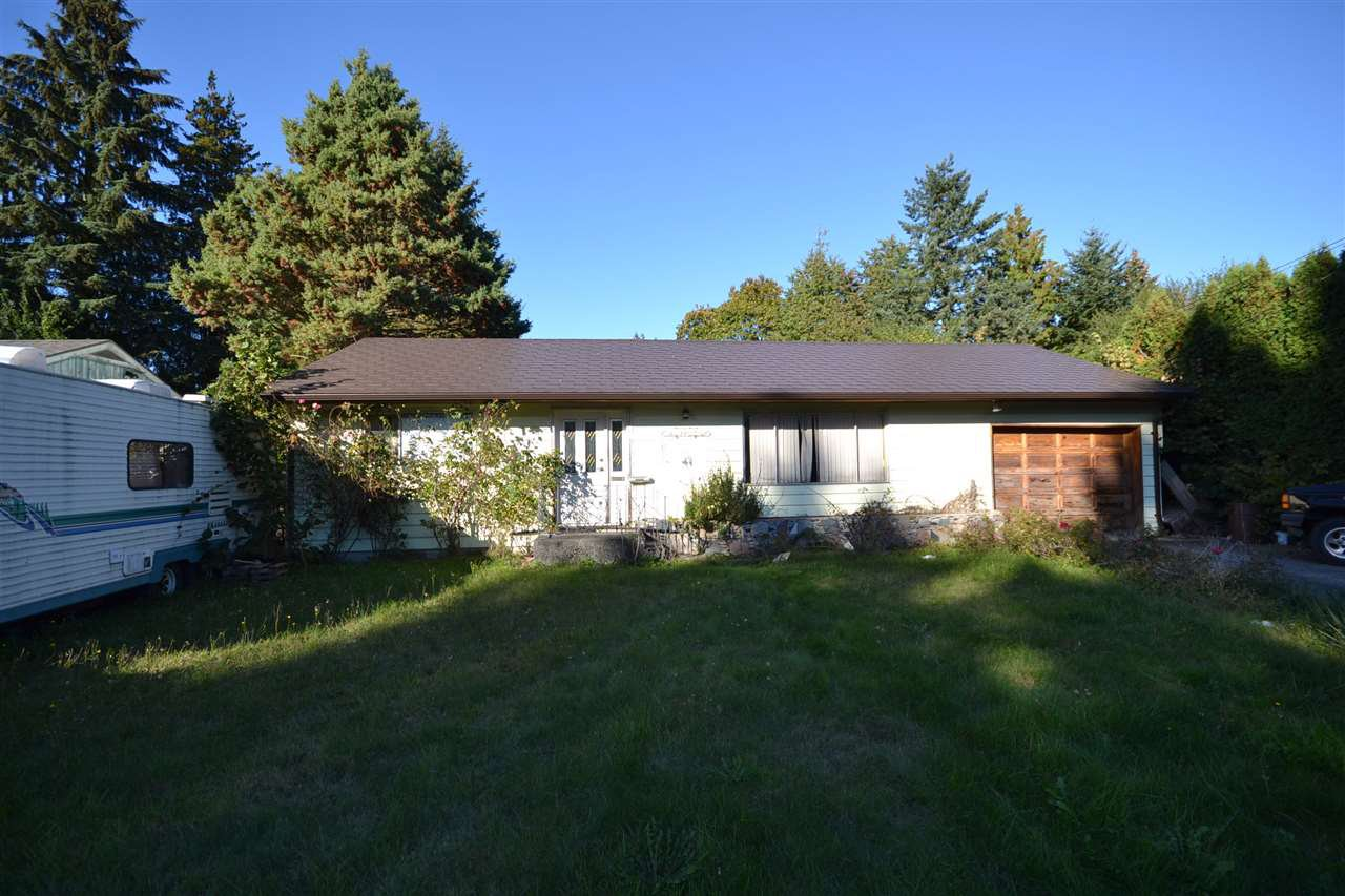 Main Photo: 21463 CAMPBELL Avenue in Maple Ridge: West Central House for sale : MLS®# R2322972