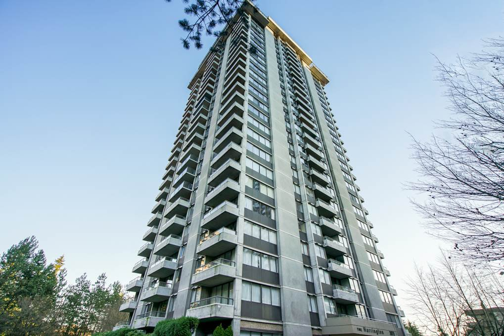 "Main Photo: 2604 3970 CARRIGAN Court in Burnaby: Government Road Condo for sale in ""The Harrington"" (Burnaby North)  : MLS®# R2326535"