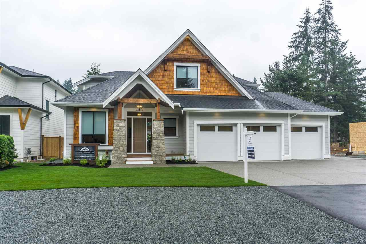 Main Photo: 4049 205A Street in Langley: Brookswood Langley House for sale : MLS®# R2335684