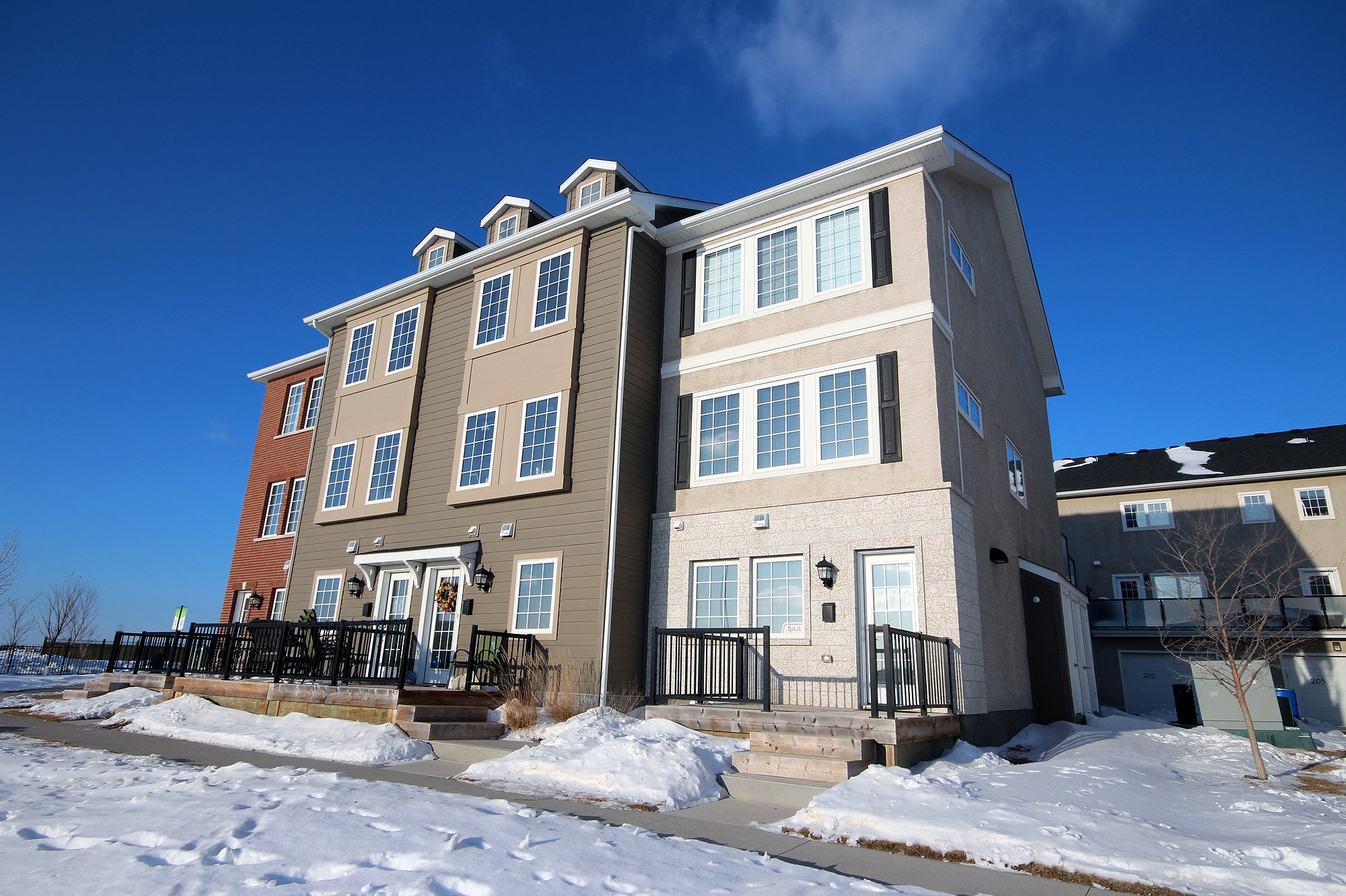 Main Photo: 110 155 Des Hivernants Boulevard North in Winnipeg: Sage Creek Condominium for sale (2K)  : MLS®# 1901813