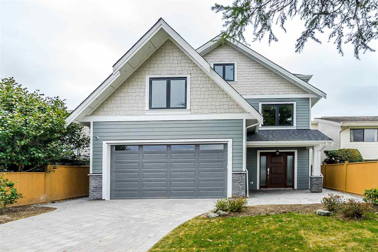 Main Photo: 6360 GOLDSMITH Drive in Richmond: Woodwards House for sale : MLS®# R2347355