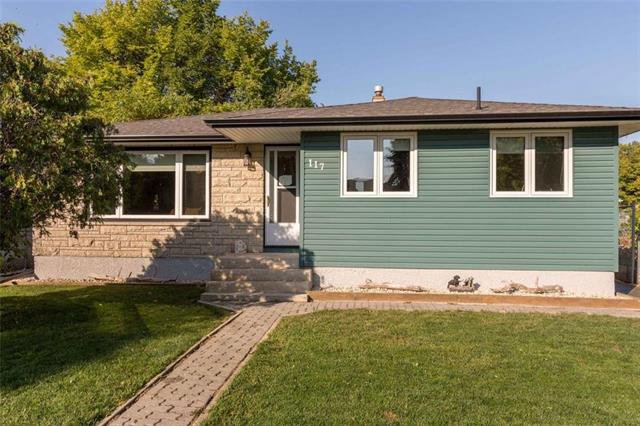 *South Transcona* 3 Br 2 Baths 1.120 sq.ft