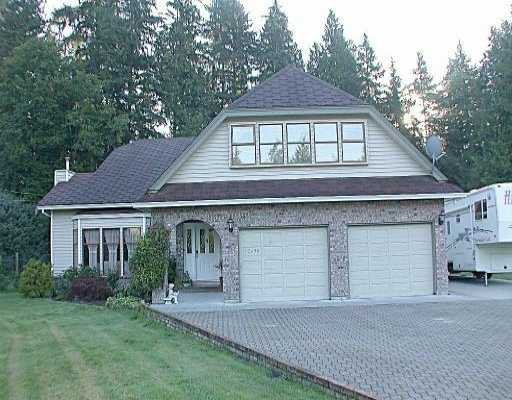 Main Photo: 12696 235TH ST in Maple Ridge: East Central House for sale : MLS®# V534165