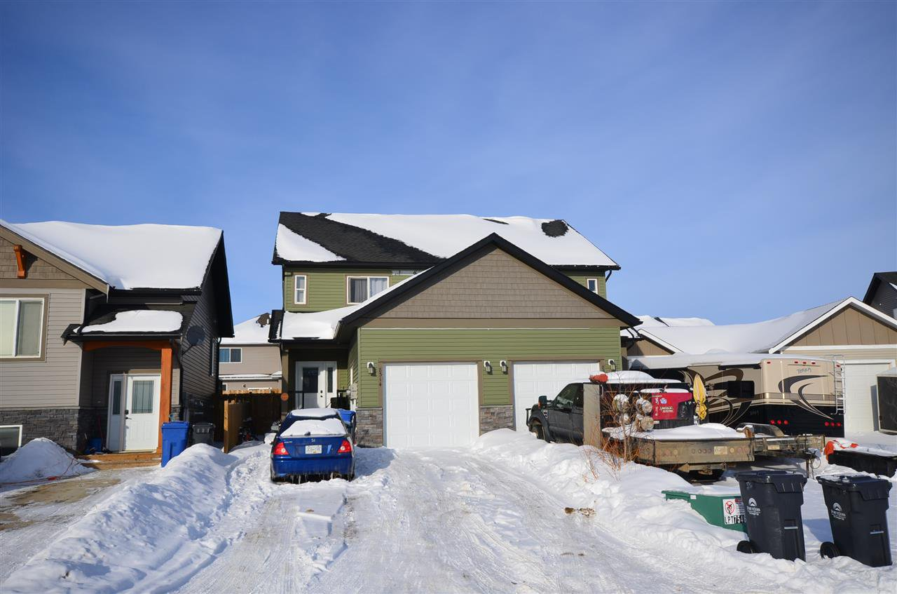 "Main Photo: 8314 87 Avenue in Fort St. John: Fort St. John - City SE House 1/2 Duplex for sale in ""ENERGY PARK"" (Fort St. John (Zone 60))  : MLS®# R2435825"
