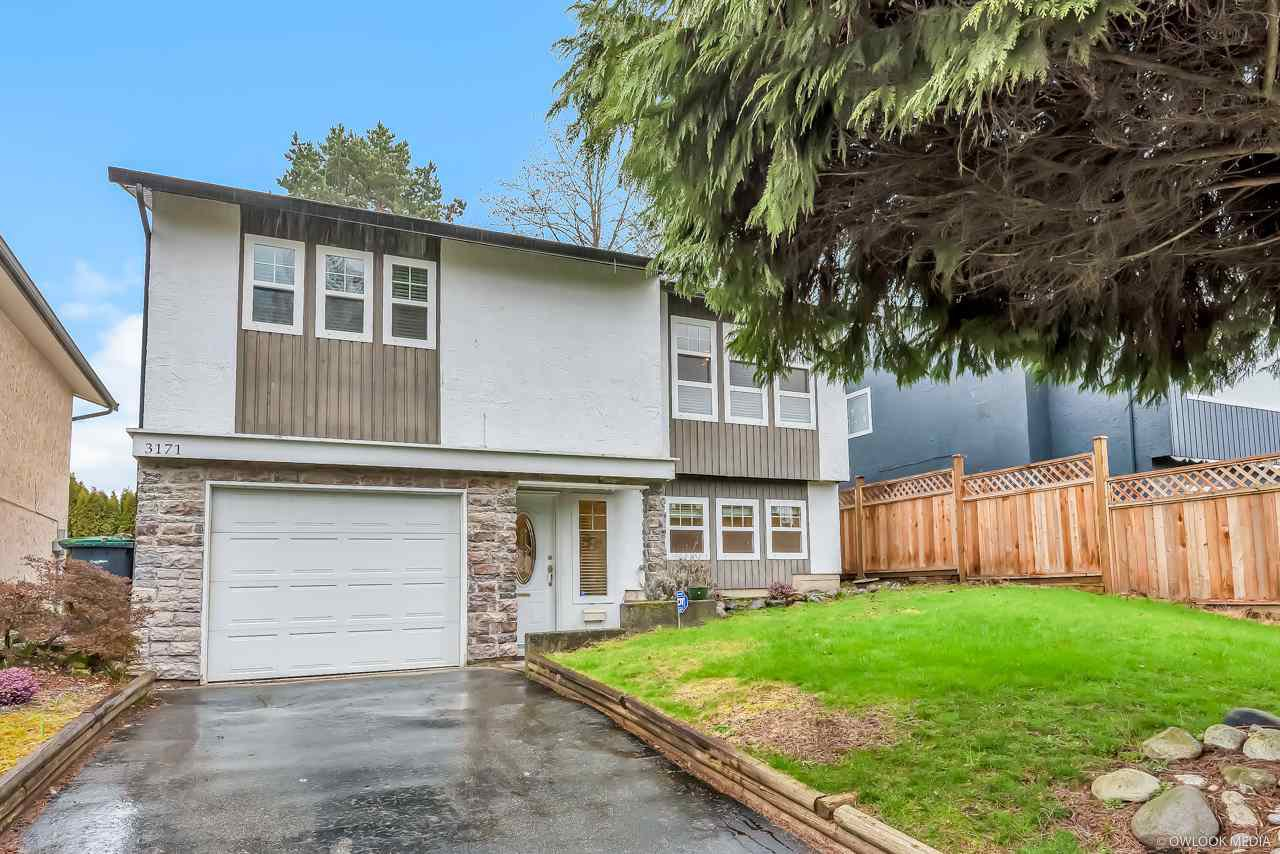 Main Photo: 3171 BOWEN Drive in Coquitlam: New Horizons House for sale : MLS®# R2441442