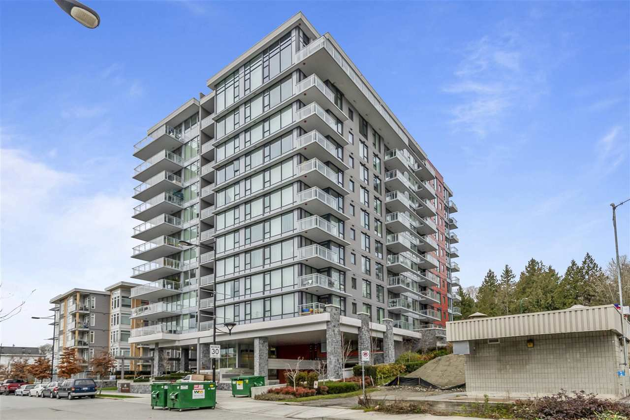 "Main Photo: 1106 3281 E KENT AVENUE NORTH Avenue in Vancouver: South Marine Condo for sale in ""Rhythm"" (Vancouver East)  : MLS®# R2443793"