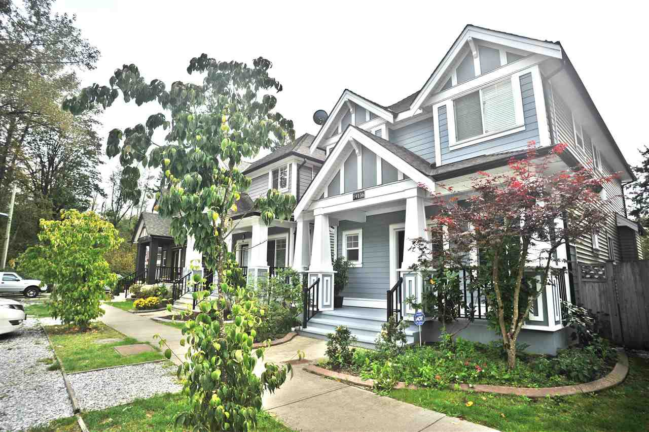 Main Photo: 14136 92 Avenue in Surrey: Bear Creek Green Timbers House for sale : MLS®# R2508735