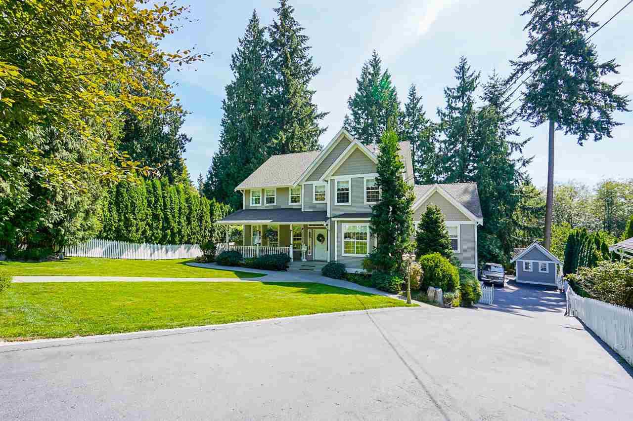 "Main Photo: 13328 COULTHARD Road in Surrey: Panorama Ridge House for sale in ""Panorama Ridge"" : MLS®# R2523004"