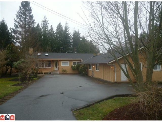 Photo 1: Photos: 12664 22ND Avenue in Surrey: Crescent Bch Ocean Pk. House for sale (South Surrey White Rock)  : MLS®# F1107428