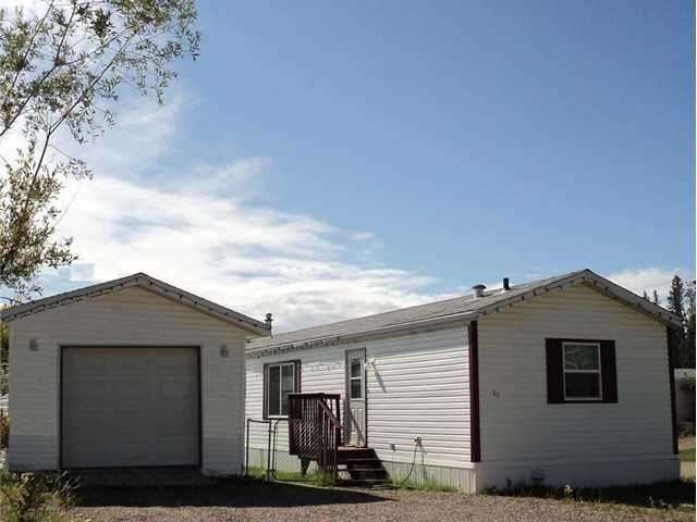 """Photo 1: Photos: 43 5701 AIRPORT Drive in Fort Nelson: Fort Nelson -Town Manufactured Home for sale in """"SOUTHRIDGE MOBILE HOME PARK"""" (Fort Nelson (Zone 64))  : MLS®# N212129"""