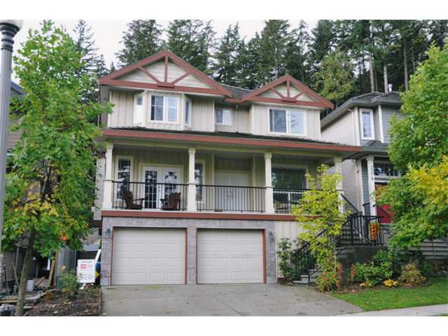 "Main Photo: 3376 PLATEAU BV in Coquitlam: Westwood Plateau House for sale in ""WESTWOOD PLATEAU"" : MLS®# V917330"
