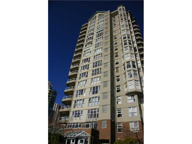 """Main Photo: 204 1250 QUAYSIDE Drive in New Westminster: Quay Condo for sale in """"THE PROMENADE"""" : MLS®# V919587"""
