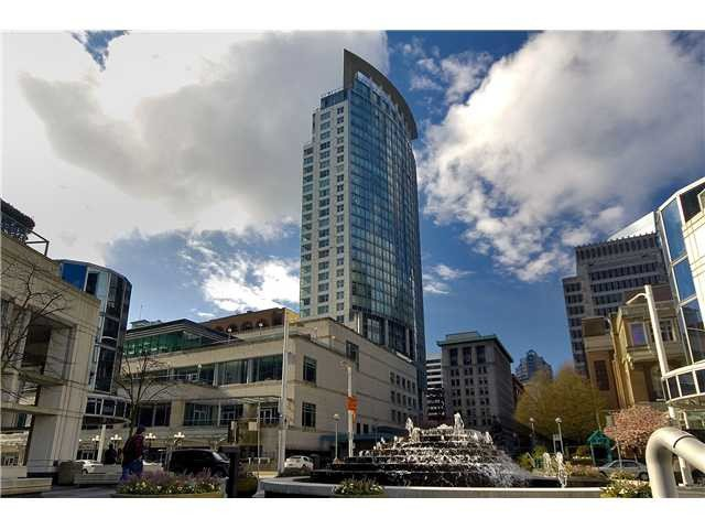 Main Photo: 1208 837 W HASTINGS Street in Vancouver: Downtown VW Condo for sale (Vancouver West)  : MLS®# V986091