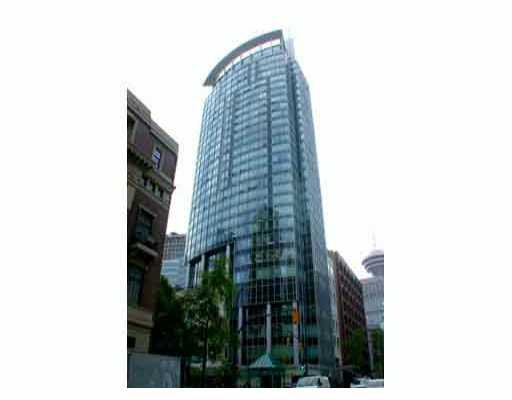 Main Photo: 2202 837 West Hastings Street in Vancouver: Downtown VW Condo for sale (Vancouver West)  : MLS®# V347819