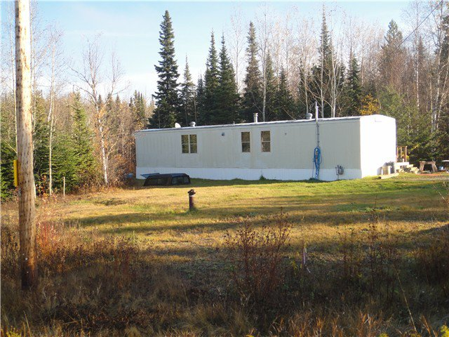 Main Photo: 10260 CHRISTA Place in Prince George: Shelley Manufactured Home for sale (PG Rural East (Zone 80))  : MLS®# N231795