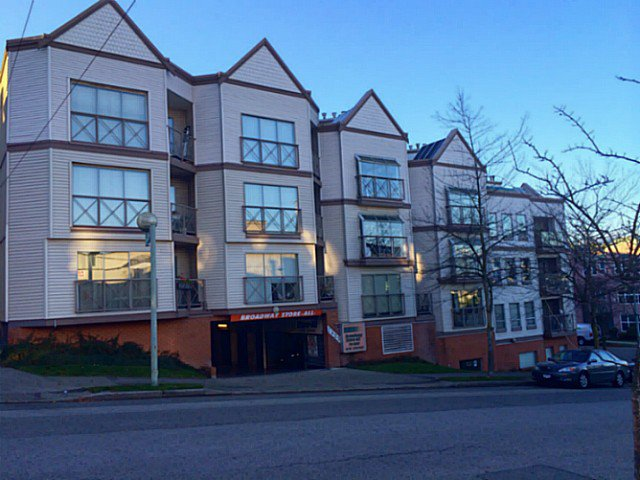 "Main Photo: 108 910 W 8TH Avenue in Vancouver: Fairview VW Condo for sale in ""Rhapsody"" (Vancouver West)  : MLS®# V1036982"