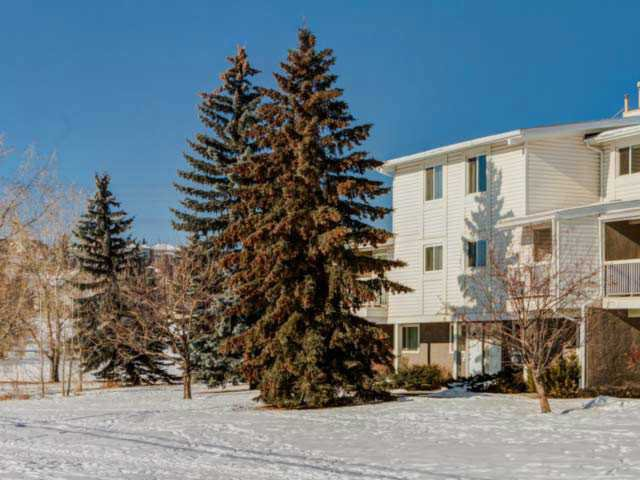 Main Photo: 10 3015 51 Street SW in CALGARY: Glenbrook Townhouse for sale (Calgary)  : MLS®# C3600694