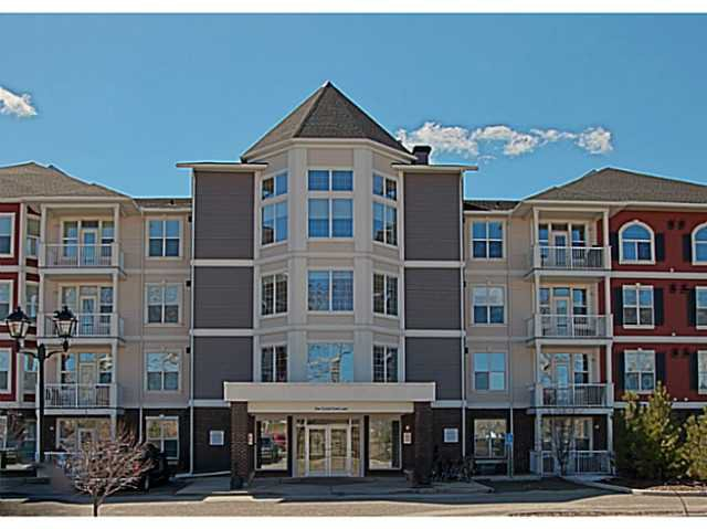 Main Photo: 211 1 Crystal Green Lane: Okotoks Condo for sale : MLS®# C3612012