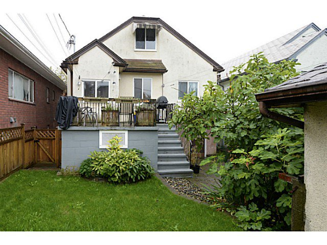 Photo 15: Photos: 2371 ADANAC Street in Vancouver: Hastings House for sale (Vancouver East)  : MLS®# V1085430