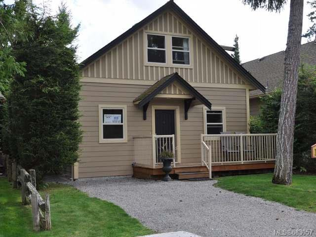 Main Photo: 118 1080 RESORT DRIVE in PARKSVILLE: PQ Parksville Row/Townhouse for sale (Parksville/Qualicum)  : MLS®# 683057