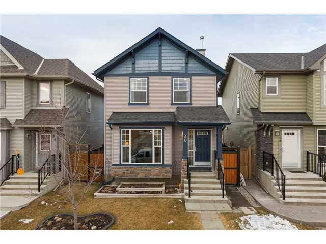 Main Photo: 30 SILVERADO PLAINS Manor SW in Calgary: Silverado Residential Detached Single Family for sale : MLS®# C3653527