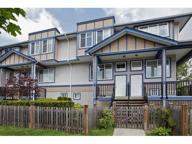 "Photo 1: Photos: 60 13899 LAUREL Drive in Surrey: Whalley Townhouse for sale in ""EMERALD GREEN"" (North Surrey)  : MLS®# F1441178"