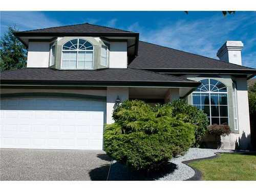 Main Photo: 2653 GRANITE Court in Coquitlam: Westwood Plateau Home for sale ()