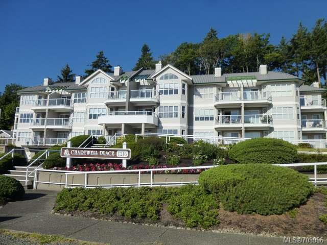 Main Photo: 104 1216 S Island Hwy in CAMPBELL RIVER: CR Campbell River Central Condo for sale (Campbell River)  : MLS®# 703996