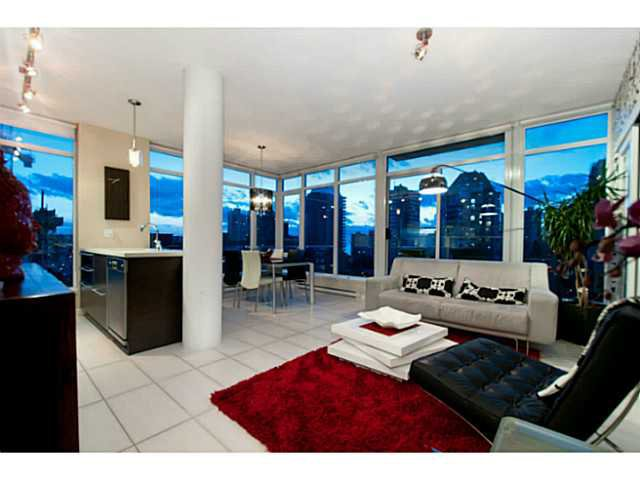 Main Photo: # 904 1252 HORNBY ST in : Downtown VW Condo for sale : MLS®# V996732