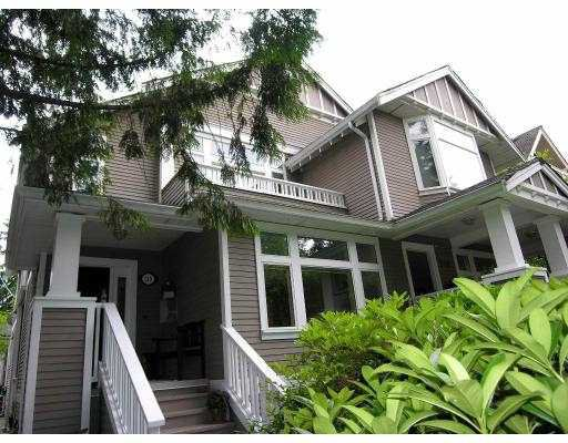 Main Photo: 312 W 11TH AV in Vancouver: Mount Pleasant VW Townhouse for sale (Vancouver West)  : MLS®# V541940