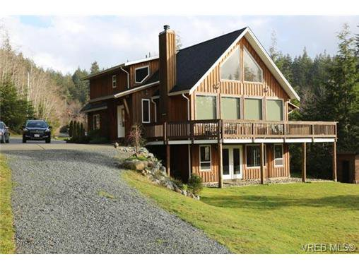 Main Photo: 10015 West Coast Rd in SHIRLEY: Sk French Beach House for sale (Sooke)  : MLS®# 719179