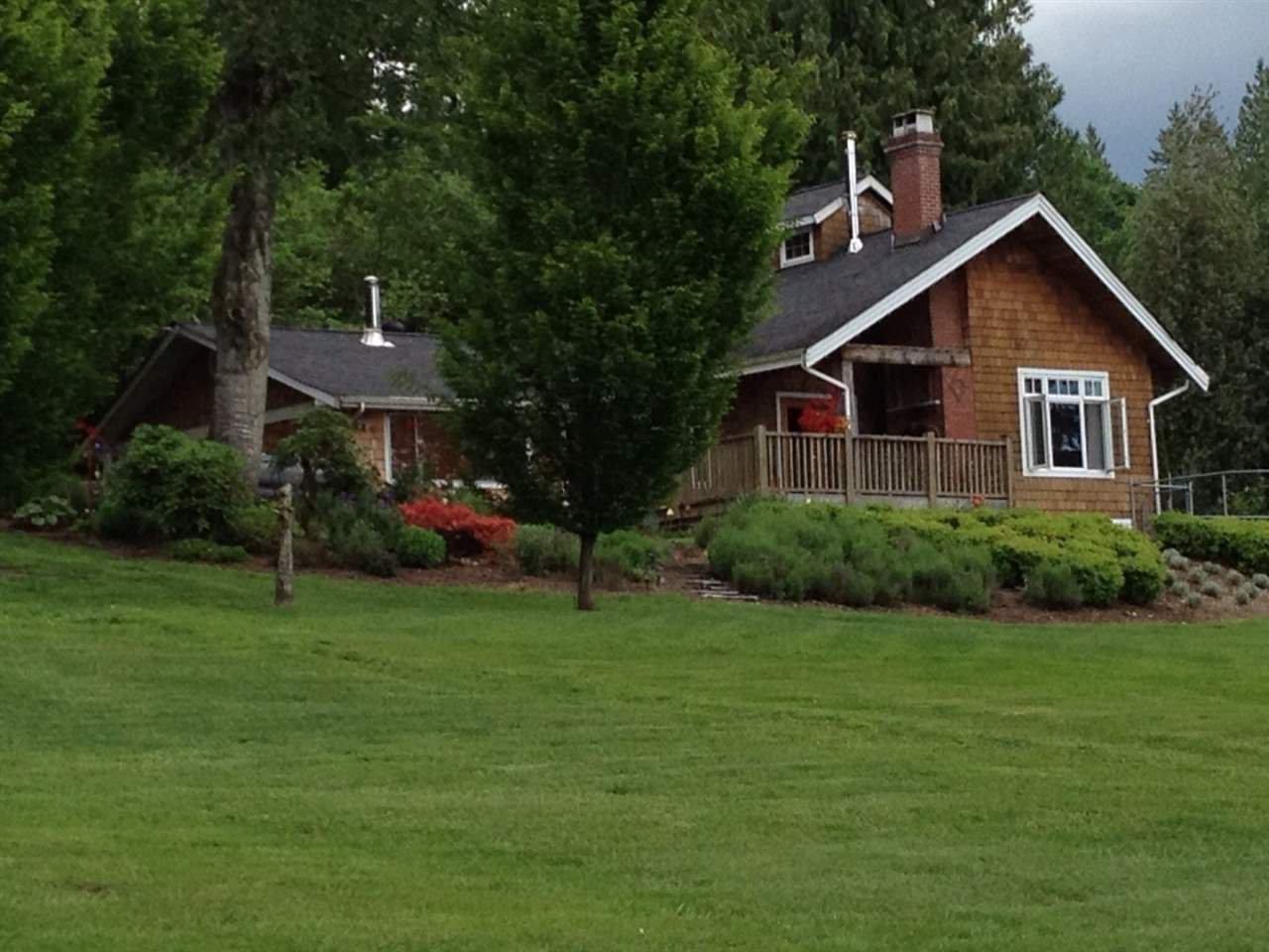 Main Photo: 26749 98 Avenue in Maple Ridge: Thornhill House for sale : MLS®# R2039037