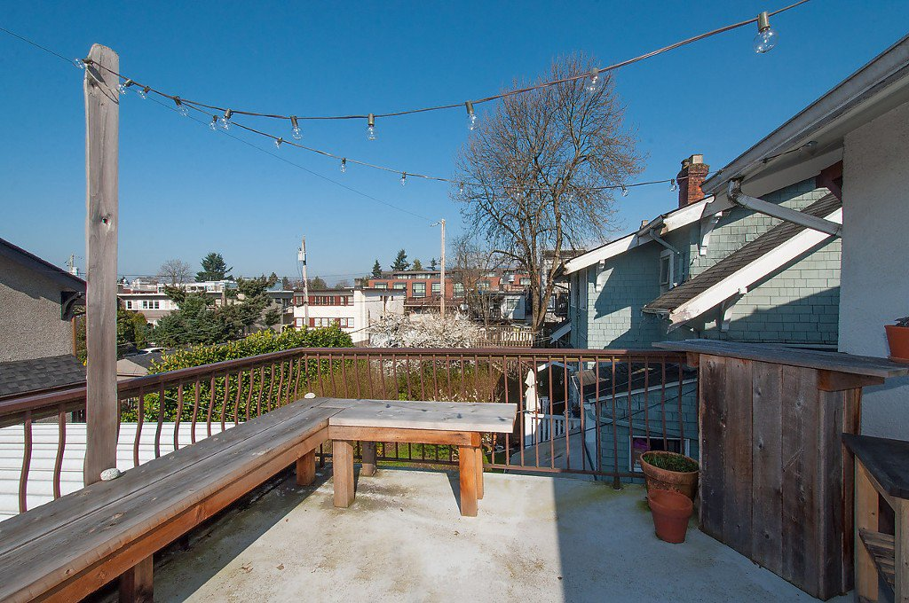 Photo 16: Photos: 2043 COLLINGWOOD Street in Vancouver: Kitsilano House for sale (Vancouver West)  : MLS®# R2044911