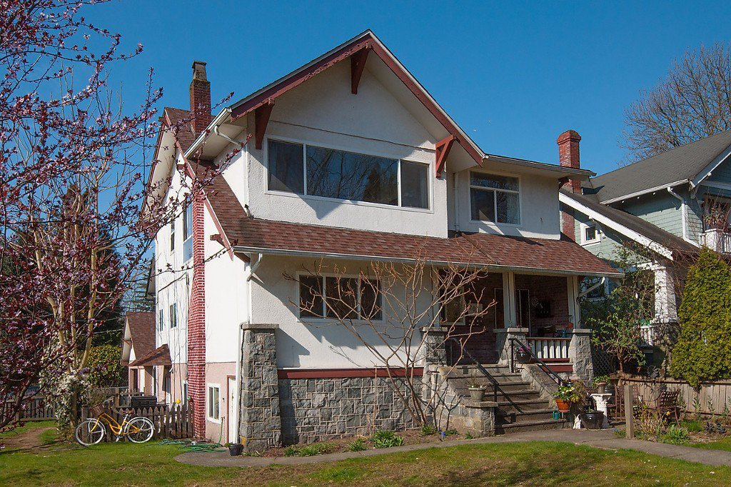 Photo 3: Photos: 2043 COLLINGWOOD Street in Vancouver: Kitsilano House for sale (Vancouver West)  : MLS®# R2044911