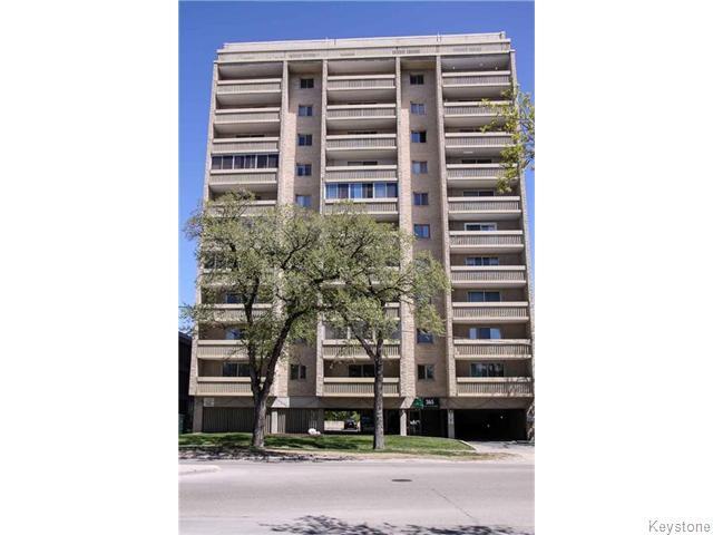 Main Photo: 365 Wellington Crescent in Winnipeg: Condominium for sale (1B)  : MLS®# 1612754