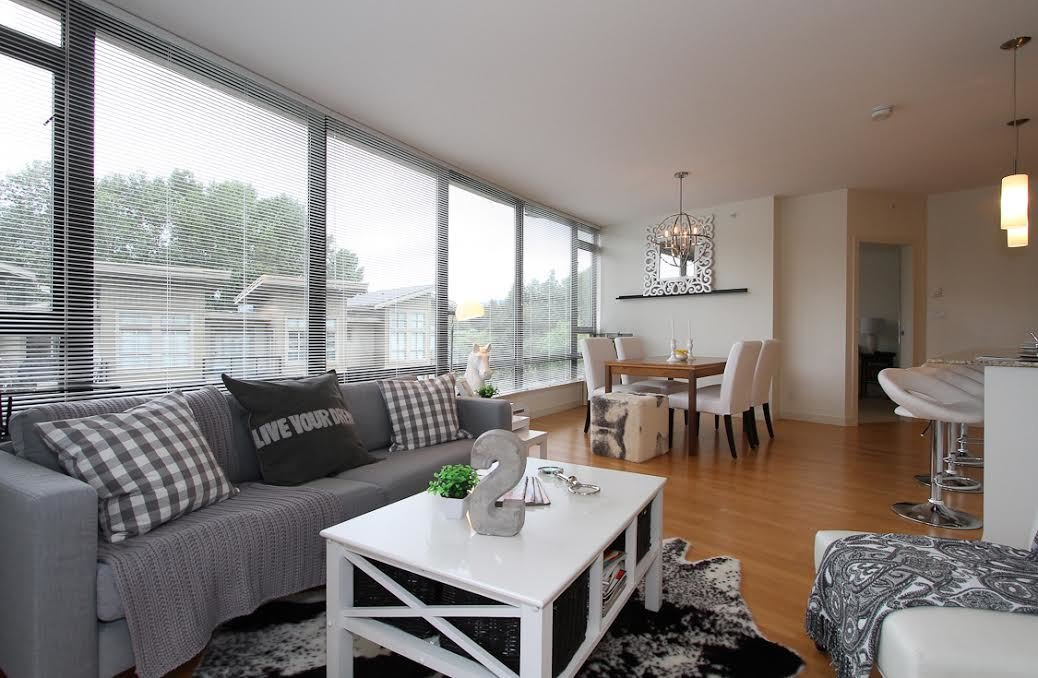 Photo 4: Photos: 304 110 BREW Street in Port Moody: Port Moody Centre Condo for sale : MLS®# R2083005